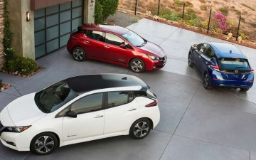 Nissan leaf production 12