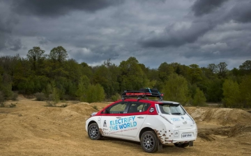 Nissan Leaf Rally 27
