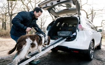 Nissan X Trail 4Dogs 10