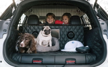 Nissan X Trail 4Dogs 13