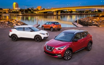 Nissan crossover and SUV sales 10