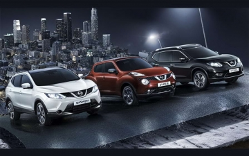 Nissan crossover and SUV sales 11