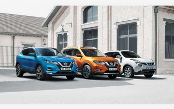 Nissan crossover and SUV sales 12