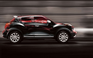 Nissan crossover and SUV sales 14