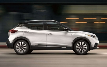 Nissan crossover and SUV sales 16