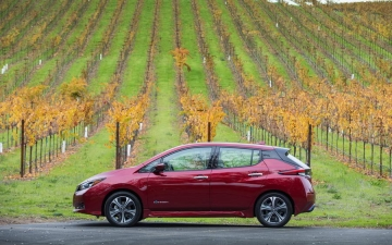 Nissan LEAF World Green Car 2018 10