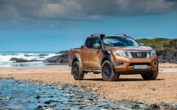 Nissan Navara AT32 11