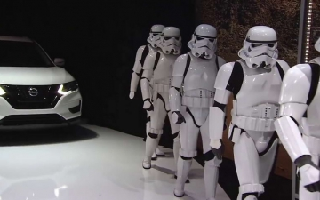 Nissan Star Wars 16
