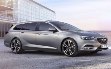 3. Opel  Insignia Sprots Tourer