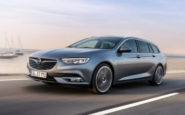 Opel Insignia Sports Tourer 11