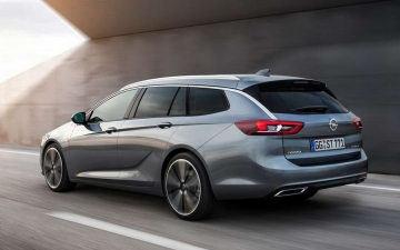 Opel Insignia Sports Tourer 12