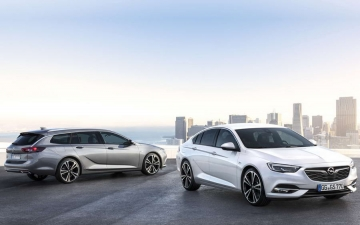 Opel Insignia Sports Tourer 13