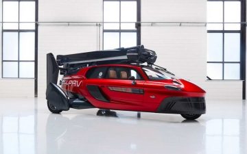 Pal - V liberty flying car 13