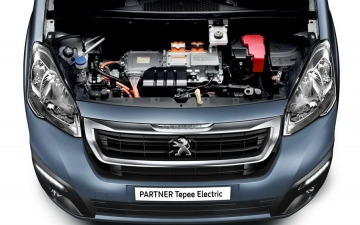 PEUGEOT PARTNERELECTRIC 14