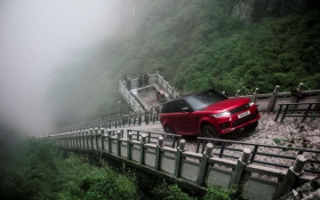 Range Rover Dragons road 10