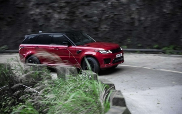 Range Rover Dragons road 18