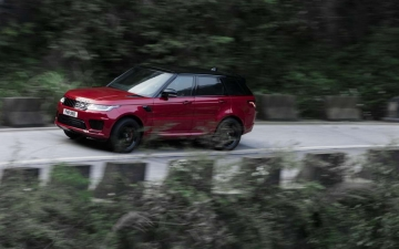 Range Rover Dragons road 20