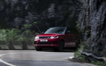 Range Rover Dragons road 23