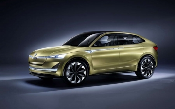 Skoda 2020 electric cars 12
