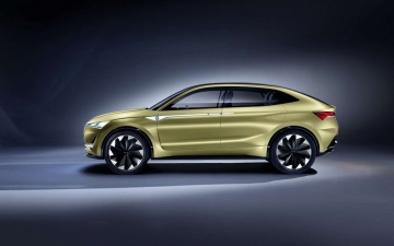 Skoda 2020 electric cars 13