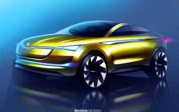 Skoda 2020 electric cars 15
