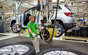 SKODA KAROQ Start of Production 11