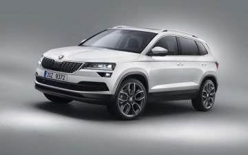 SKODA KAROQ Start of Production 12