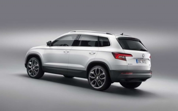 SKODA KAROQ Start of Production 13