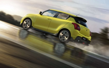 Suzuki Swift Sport 11