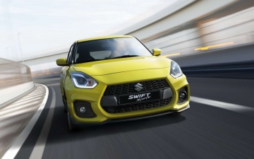 Suzuki Swift Sport 12