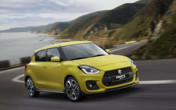 Suzuki Swift Sport 14