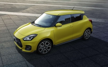Suzuki Swift Sport 15