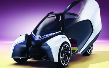 Toyota i-TRIL Concept 10