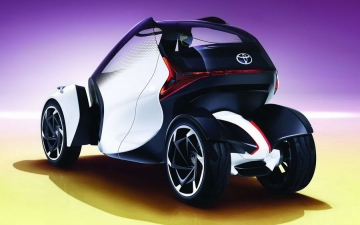 Toyota i-TRIL Concept 12