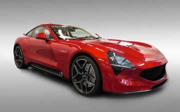 TVR Griffith 10