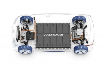 Volkswagen  electric ID 14