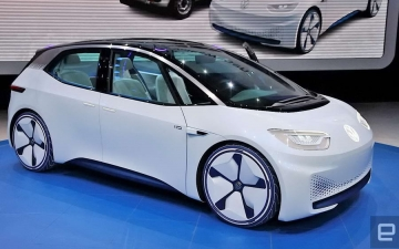 Volkswagen  electric ID 15