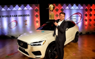 Volvo XC60 car of the year 10