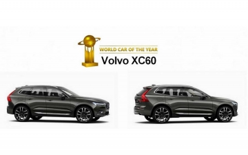 Volvo XC60 car of the year 11