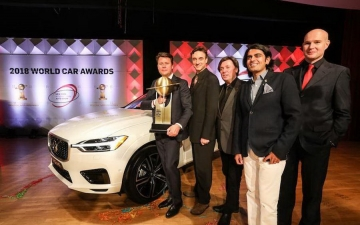 Volvo XC60 car of the year 13