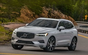 Volvo XC60 car of the year 14