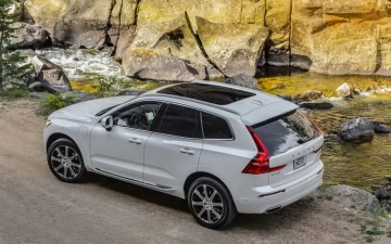 Volvo XC60 car of the year 17