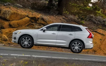 Volvo XC60 car of the year 18