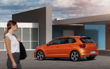 VW Polo of the 6th Generation 11