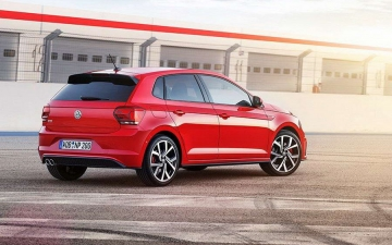 VW Polo of the 6th Generation 27