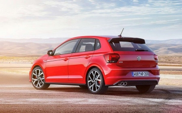 VW Polo of the 6th Generation 31