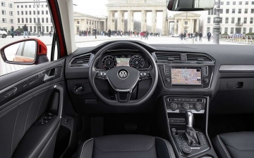 VW Tiguan Best in Class 07