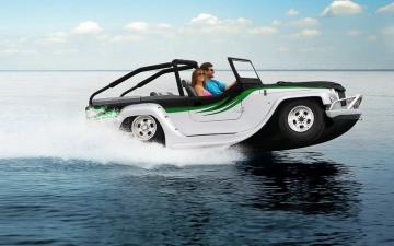 Watercar Panther 17