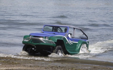 Watercar Panther 29