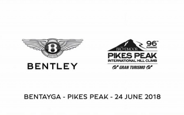 Bentley Bentayga Pikes Peak 16